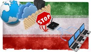 Internetzensur im Iran